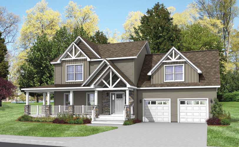 Oasis Homes Cedar Knoll Modular Ranch Value