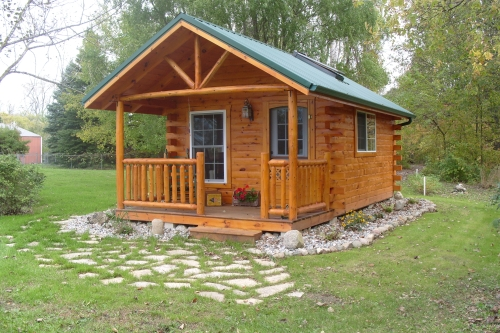 Summary of floor plans for Traditional log cabin plans